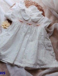 Đầm smock Nanas