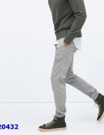 Jogger kaki Zara