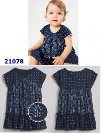 Đầm vải kate BabyGap