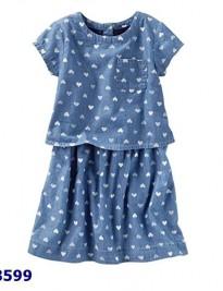 Đầm vải Oshkosh