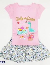 Set áo+váy Carter