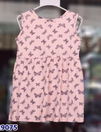 Đầm thun Muji