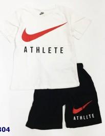 Bộ short thun Nike