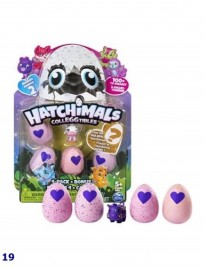 Set 4 trứng Hatchimals