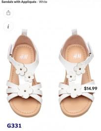 Sandal HM (hàng nhập US)