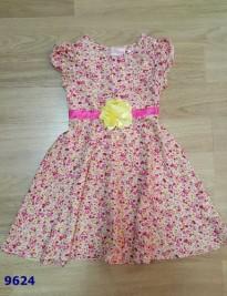 Đầm vải Bloome