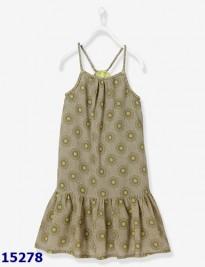 Đầm vải Verbaudet