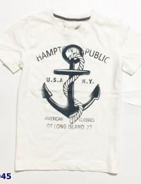 Áo thun Hampton Hepublic