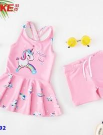 Set váy+quần bơi YLIKE