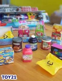 Set 30 món đồ chơi Shopkins