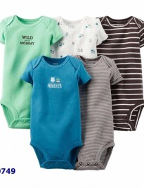 Set 5 bodysuit Carter's