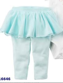 Legging váy Carters
