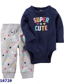 2-pieces set Carters