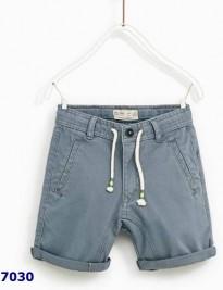 Short vải thun Zara