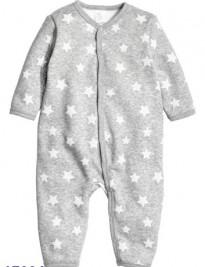 Sleepsuit nỉ H&M