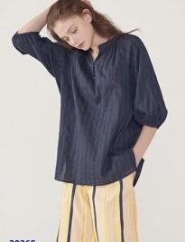 Áo vải xuất Hàn Milla