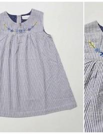 Đầm vải The Little White