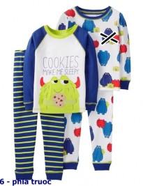 Pyjama Carter's (phía trước)