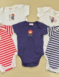Set 5 bodysuit Paddington