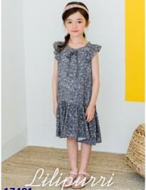 Đầm vải xuất Hàn Lilipurri