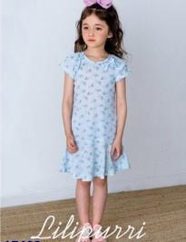 Đầm thun xuất Hàn Lilipurri