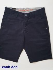 Short kaki Calvin Klein Jean màu xanh đen