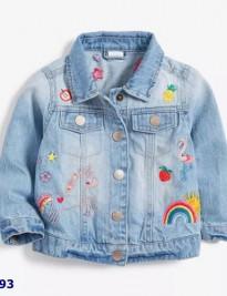 Áo khoác Jeans Next