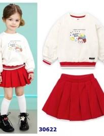 Set áo và váy Petite xuất Hàn