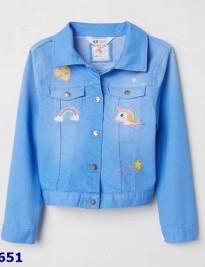 Áo khoác jeans H&M