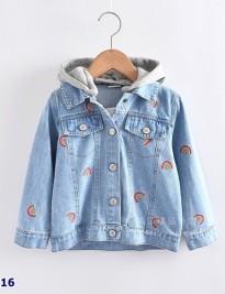 Jacket Jean Jaggery