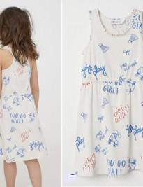 Đầm thun H&M (hàng nhập US)