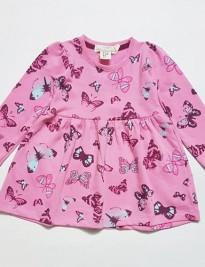 Đầm thun da cá H&M