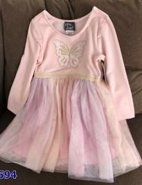 Đầm Pink & Violet