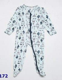 Sleepsuit liền vớ UnderWorks