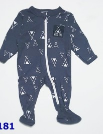 Sleepsuit liền vớ Babby berry