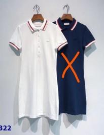 Đầm thun Lascote