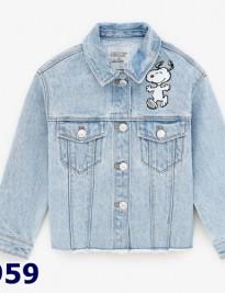 Áo khoác jean Zara