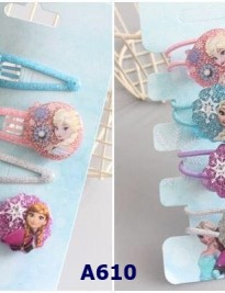 Set kẹp Elsa