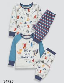 Set 2 pyjama Matalan