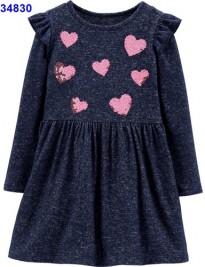 Đầm len Carter