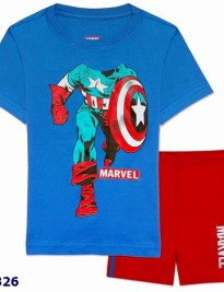 Bộ thun Marvel
