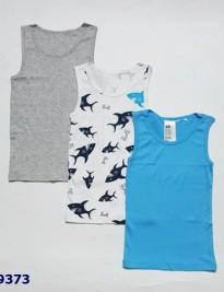 Set 3 áo thun ba lỗ H&M