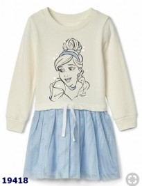 Đầm thun Disney Babygap