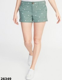Quần short Mom OldNavy