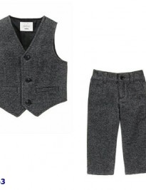 Set Vest Gymboree