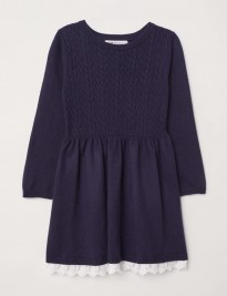 Đầm len H&M