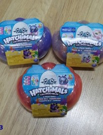 Set trứng Hatchimals