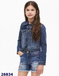 Áo khoác jeans Gymboree