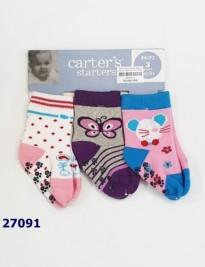 Set 3 đôi vớ Carter