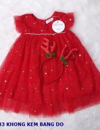 Đầm Sofia Candy ( không kèm băng đô)